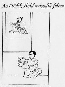 06.22. A Nyári Napforduló időszakához tartozó Chen Xiyi gyakorlat