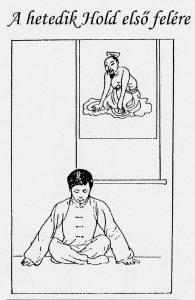 08.08. Az Ősz Kezdete időszakához tartozó Chen Xiyi gyakorlat