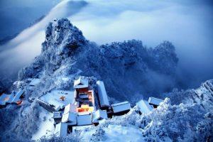 Wudang Shan 武当山 telen 38