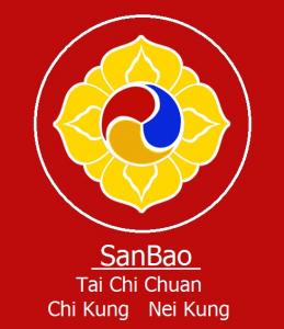SanBao Tai Chi Chuan Chi Kung Nei Kung logo2